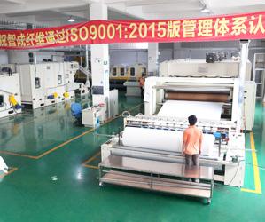 针刺棉生产设备