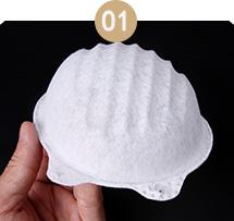 口罩定型棉不易定型?